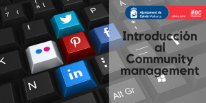 "Banner curso ""Introducción al Community Management"""