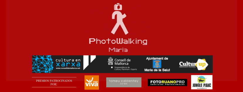 BANNER PHOTOWALKING MARIA 2018